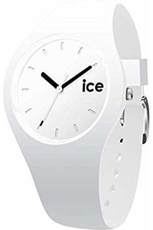 Ice-Watch ICE ola Black - Women's wristwatch with silicon strap - 000992 (Small)