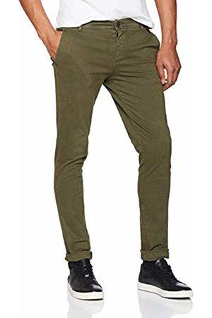 Selected Homme Men's Slhskinny-Luca Deep Depths Pants W Noos Trouser