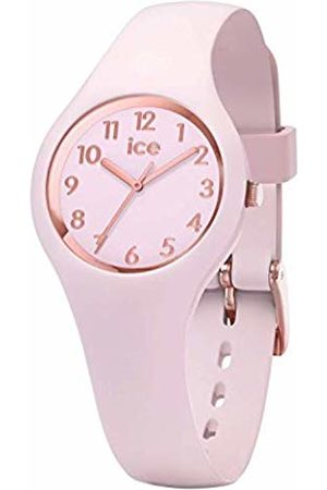Ice-Watch Womens Analogue Quartz Watch with Silicone Strap 15346