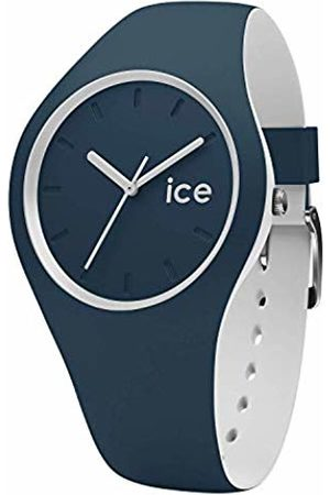 Ice-Watch ICE duo Atlantic - Men's (Unisex) wristwatch with silicon strap - 001487 (Small)