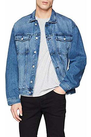 Armani Men's Trucker Jacket