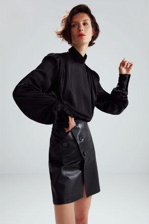 Buy Zara Mini Skirts For Women Online Fashiola Co Uk