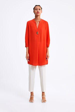 Zara Short tunic dress