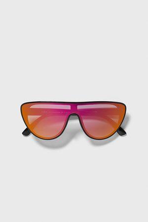 Zara Mirrored sunglasses