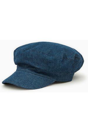 Zara Denim nautical cap