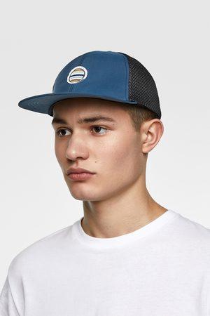 Zara Embroidered cap