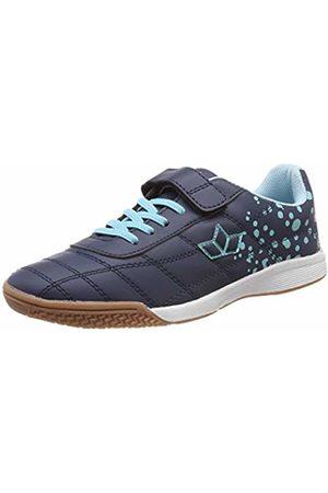 LICO Girls' Eddy Vs Multisport Indoor Shoes, Turquoise Marine/Tuerkis