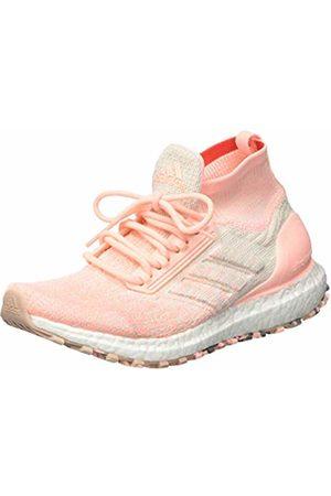 adidas Women's Ultraboost All Terrain W Running Shoes, Arancione Clear Raw