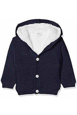 Noppies Baby Girls' G Cardigan Knit ls Valentijn (Dark C165)