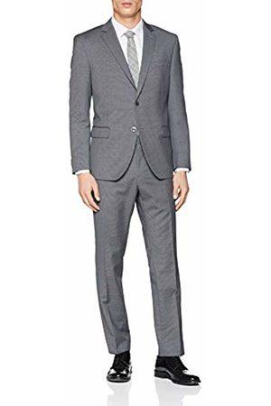 Daniel Hechter Men's Suit Modern (Grau 920)
