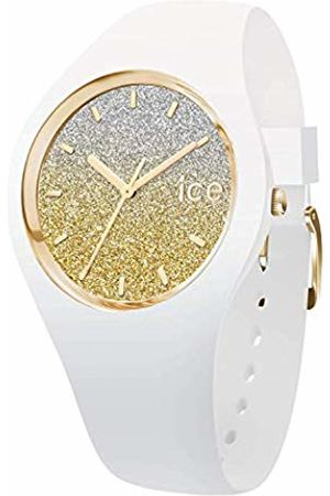 Ice-Watch ICE lo gold - Women's wristwatch with silicon strap - 013432 (Medium)