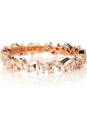 Suzanne Kalan 18-karat diamond ring