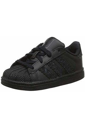 adidas Unisex Babies' Superstar I Gymnastics Shoes, Core