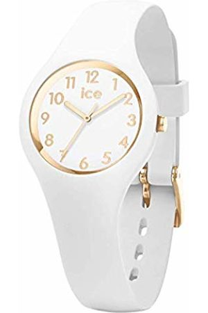 Ice-Watch Womens Analogue Quartz Watch with Silicone Strap 15341