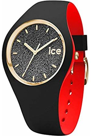 Ice-Watch ICE loulou Glitter - Women's wristwatch with silicon strap - 007227 (Small)