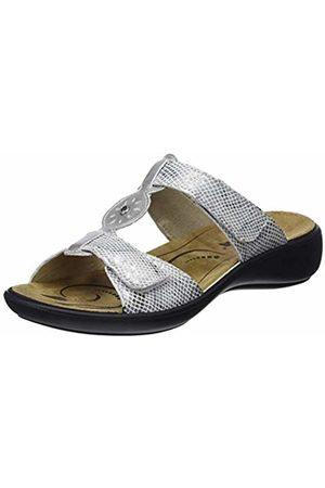 Romika Women's Ibiza 82 T-Bar Sandals (Offwhite 010) 5 UK