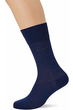 HUGO BOSS Men's George Rs Colours Mc Calf Socks, (Dark 409)
