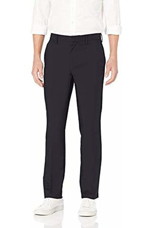 Goodthreads Men's Straight-fit Stretch Performance Chino Trouser ( Blk)