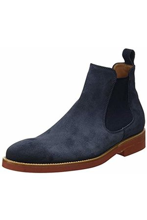 Lottusse Men's L6607 Chelsea Boots Buckster Petroleo 6.5 UK