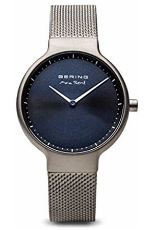 Bering Womens Analogue Quartz Watch with Stainless Steel Strap 15531-077