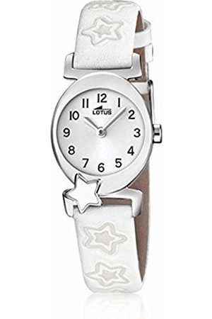Lotus Girls Analogue Quartz Watch with Leather Strap 18173/1
