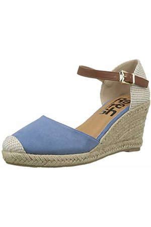 Refresh Women's 69769 Closed Toe Sandals Jeans