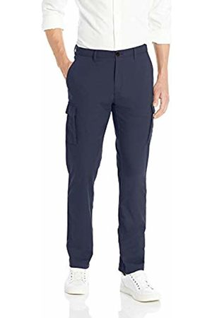 Goodthreads Men's Straight-fit Ripstop Cargo Trouser, (Navy Nav)