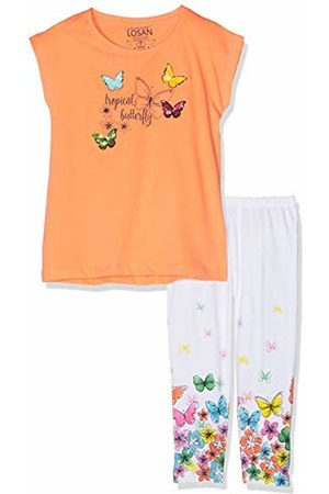 Losan Girl's 916-8020AA Clothing Set, (Medium 621)