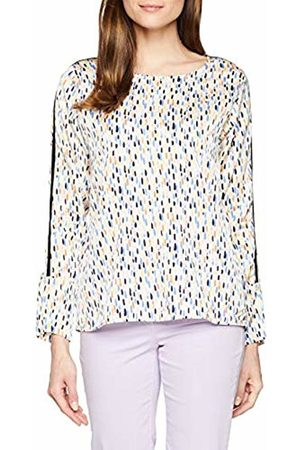 More & More Women's Bluse Im Dotprint Blouse