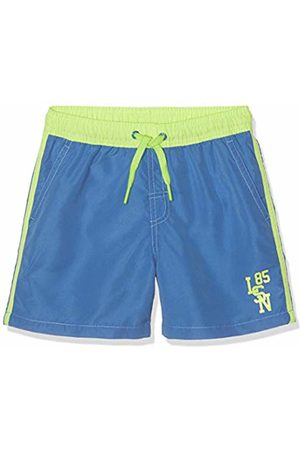 Losan Boy's 915-4981an Swim Trunks (Azul Vintage 549) 7 Years (Size: 7)