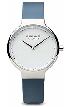 Bering Women's Analogue Quartz Watch with Silicone Strap 15531-700
