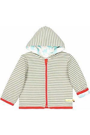 loud + proud Baby Wendejacke Mit Kapuze, Aus Bio Baumwolle, GOTS Zertiziziert Sweat Jacket