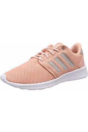 adidas Women's Qt Racer Running Shoes, Dust /Platinum Met./Cloud