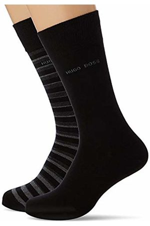HUGO BOSS Men's 2p Rs Stripe Cc Calf Socks 001)