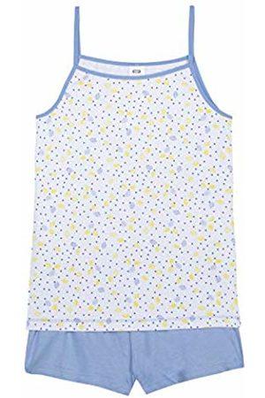 Dim Girl's 6n50020-ra 48 Pyjamas Set, Dark
