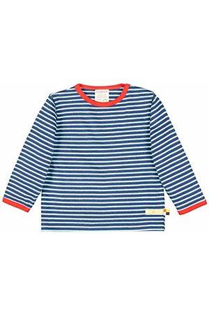 loud + proud Boy's Shirt Ringel, Aus Bio Baumwolle, GOTS Zertiziziert Sweatshirt