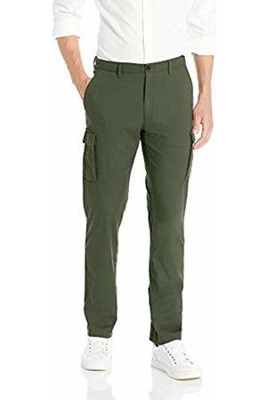 Goodthreads Men's Straight-fit Ripstop Cargo Trouser, (Olive Oli)