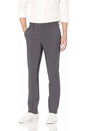 Goodthreads Men's Slim-fit Stretch Performance Chino Trouser ( Gry)