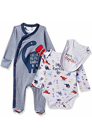 Mothercare Baby Boys' Little Explorer 3-Piece Set Clothing