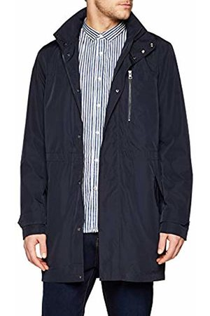 GANT Men's O1. The Wind Parka Evening 433