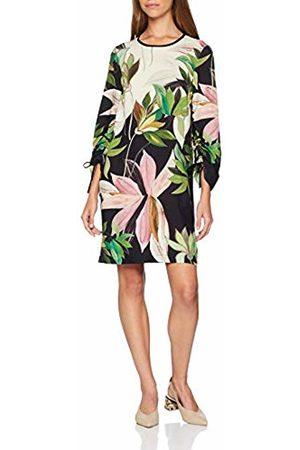 Sisley Women's Dress (Flowers 74y) 20 (Size: 46)