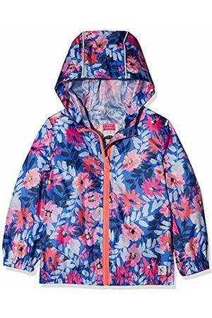 Joules Girl's Skye Raincoat, ( Floral Blujmbflrl)