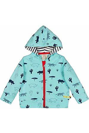 loud + proud Girl's Kapuzenjacke Mit Druck, Aus Bio Baumwolle, GOTS Zertiziziert Sweat Jacket