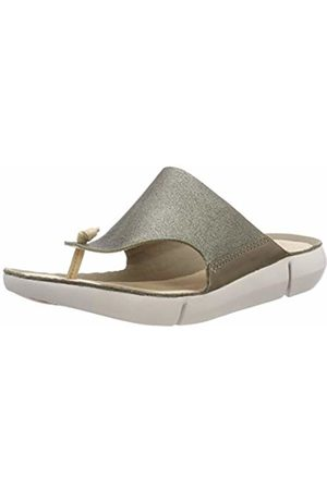 5a4b87e11b7 Clarks Women s Tri Carmen Low-Top Sneakers (Olive -) 7 UK