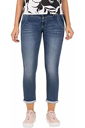 Timezone Women's Slim Nalitz Jeans, ( Denim wash 3041)