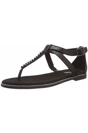 7d1ca273986 Clarks Women s Bay Poppy T-Bar Sandals .