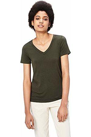 Daily Ritual Women's Jersey Short-Sleeve V-Neck T-Shirt
