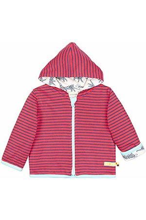 loud + proud Boy's Wendejacke Mit Kapuze, Aus Bio Baumwolle, GOTS Zertiziziert Sweat Jacket