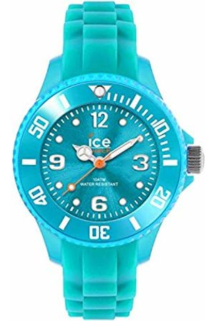 Ice-Watch ICE forever Turquoise - Boy's (Unisex) wristwatch with silicon strap - 000799 (Extra Small)