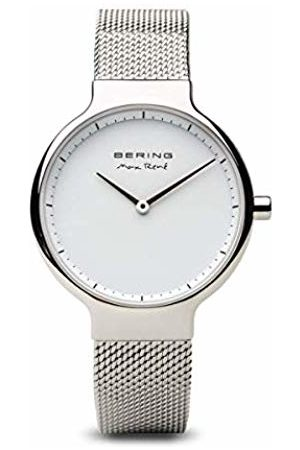 Bering Womens Analogue Quartz Watch with Stainless Steel Strap 15531-004